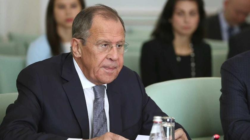 Путин заставил Лаврова заплакать