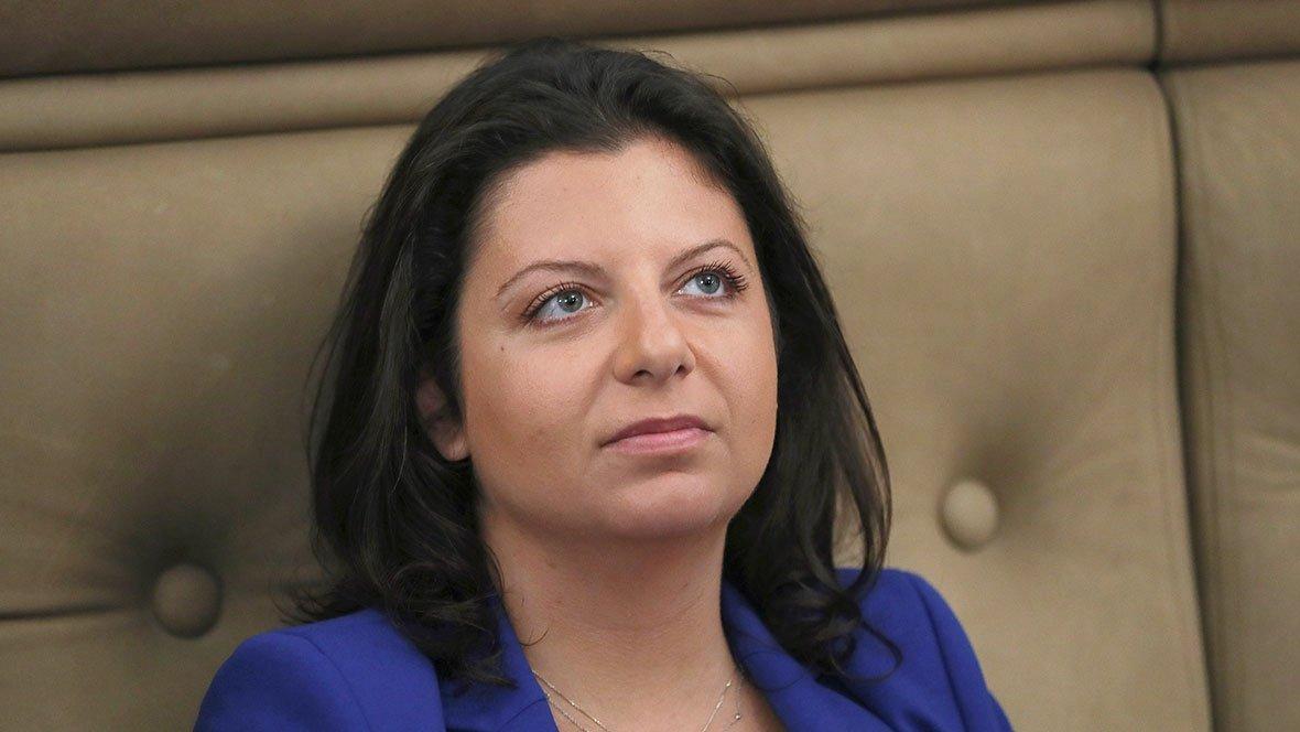 Симоньян рассказала кто будет следующим президентом России