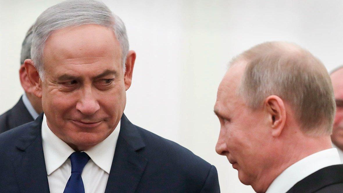 «Сделка века»: очемдоговорились Путин иНетаньяху