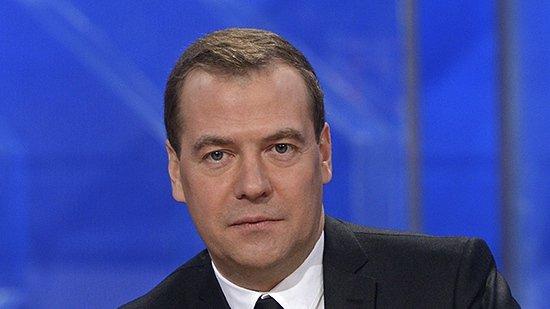 Названа зарплата Медведева нановой работе