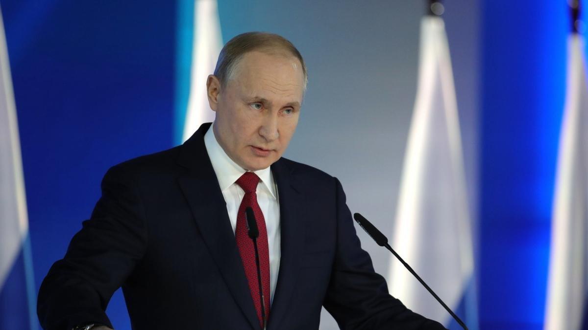 СМИ назвали три варианта трудоустройства Путина после президентства