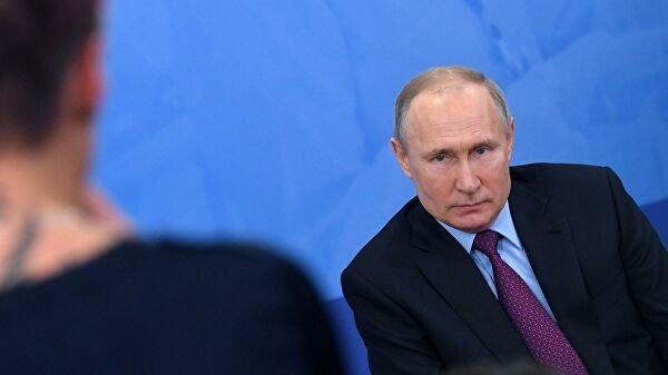 Путин пригрозил решившимся нажиться накоронавирусе