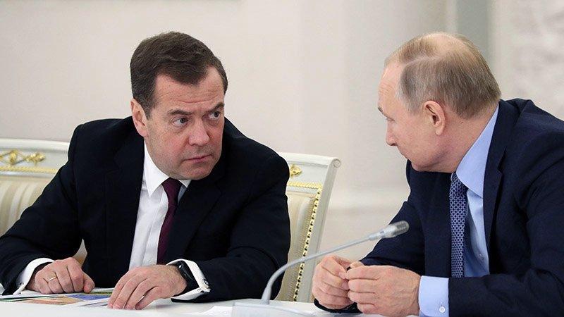 Владимир Путин: «У нас с Дмитрием Медведевым нет секретов друг от друга»