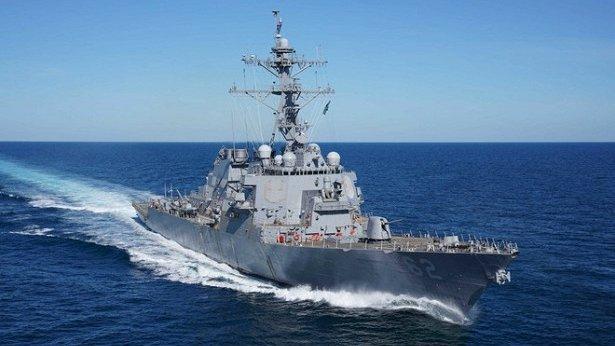 ВМССШАпояснили заход эсминца вЧёрное море