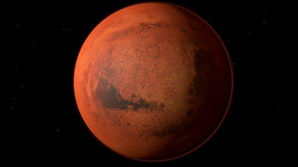 Ученые нашли наМарсе место, гдемогут быть скрыты признаки жизни
