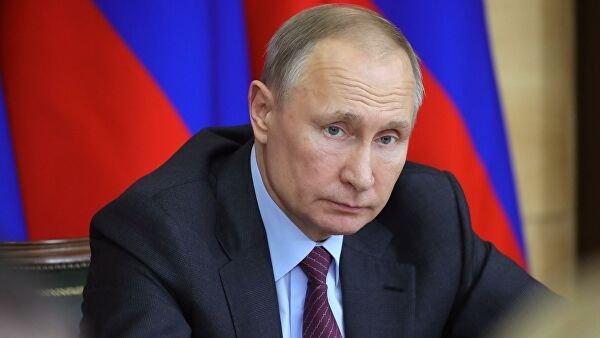 Путин удивился росту цен на бензин