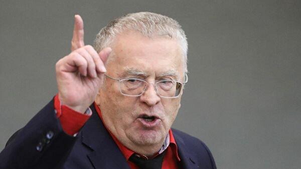 Жириновскому рассказали ороли егосына вхищении уЛДПР партийных денег