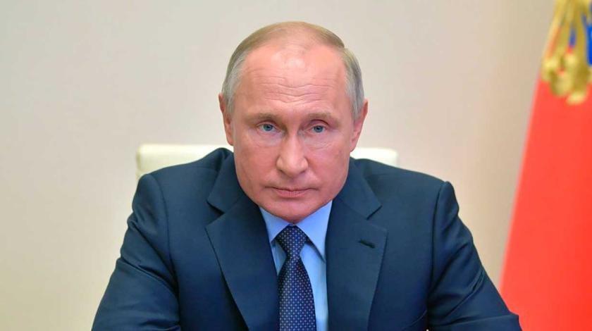 Путин продлил карантинные меры в России