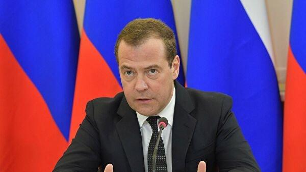 Медведев призвал членов