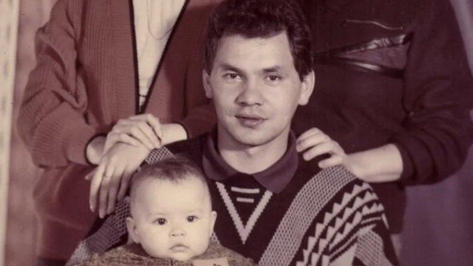 Дочь Шойгу показала редкие семейные фото с отцом
