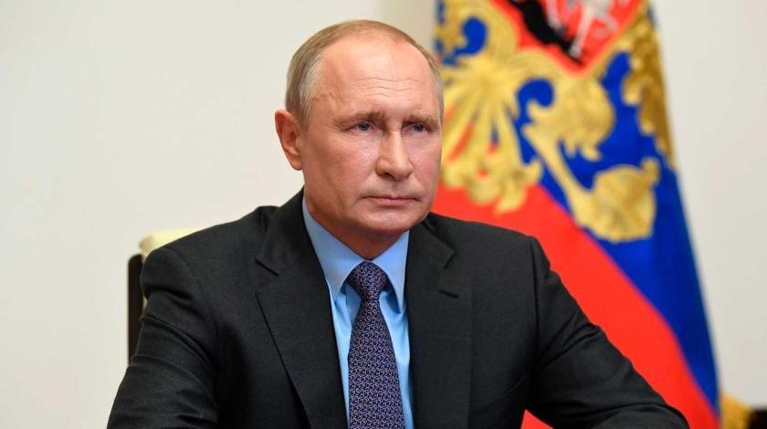 Путин подтвердил работу в нелегальной разведке
