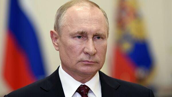 Владимир Путин объявил о выходе из режима нерабочих дней