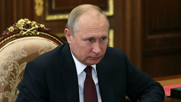 Сайт Госуслуг рухнул после выступления Путина