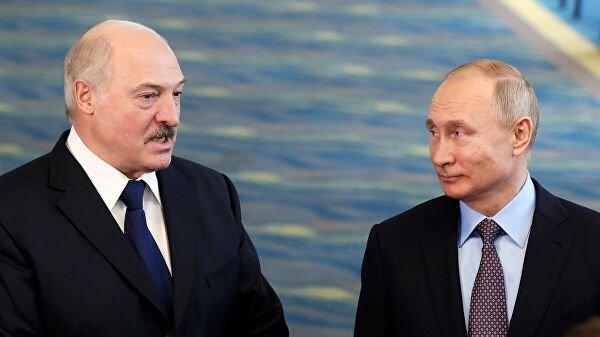 Лукашенко — Путину: Прощаю России все свои долги